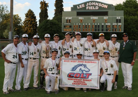 Lux Colt NW Regional Champions